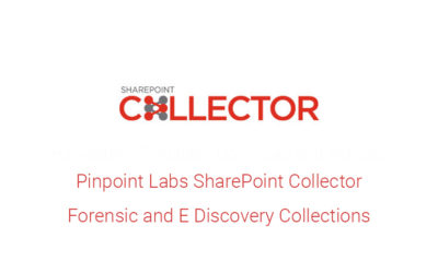 SharePoint Collector Release Offers Improved Workflow Automation and Faster Collections